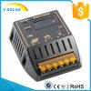 20A12V 24V LCDの表示自動命令太陽電池パネル電池の調整装置CMP12-20A-LCD