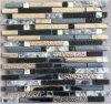 Стеклянное смешивание Horzion мозаики с камнем Jy07k