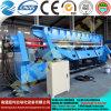 Máquinas hidráulica do rolamento/de dobra da placa de 4 rolo Mclw12CNC-5X5000 com padrão do Ce