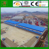 Almacenaje prefabricado/edificio/almacén de la granja de la estructura de acero