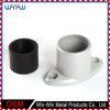 Recambios de aluminio de la soldadora del OEM del centro de mecanización del CNC