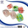 La mejor fabricación de la cinta de Dongguan de cinta clara estupenda del embalaje