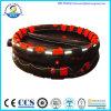 Liferaft inflável Abrir-Reversível do SOLAS