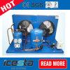 Support se condensant d'élément de compresseur hermétique de Maneurop - élément de refroidissement par eau de basse température