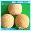 Bola de cerámica refractaria del alúmina para el almacenaje del calor