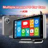 Касание 5 рекордер 1080P 170 широкое Abgle камеры автомобиля DVR Ipa экрана дюйма