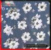 Готовая пряжа товаров покрасила напечатанную оптовую цену ткани джинсовой ткани более дешевую