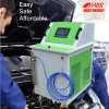 Depósito de carbón de limpieza de los motores diesel