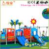 子供の販売、小さいTikesのスライドが付いている屋外の演劇の構造のための屋外の演劇の構造