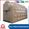 Угля лигнита 1.4 MW боилер горячей воды цепной решетки барабанчика энергосберегающего одиночный