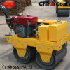 600kg Water Cooled Diesel Double Drum Roller