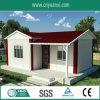 Villa d'acciaio modulare di piccola dimensione del singolo piano
