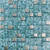 2015 scintillio Design Glass Tiles Mosaic per House Decoration (G1010)