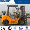 Snsc 2.5 톤 LPG 가솔린 힘 포크리프트