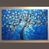 Peinture à l'huile abstraite moderne
