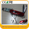 Классицистический привод USB ножа металла поверхности стыка 2.0 (ET022)