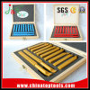 De Hulpmiddelen van /Turning van de Hulpmiddelen van de Draaibank van het carbide/Gesoldeerd Hulpmiddel om Hulpmiddelen Te snijden