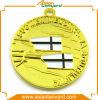 Progettare il metallo per il cliente Medallio di modo