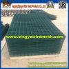 Casella saldata ricoperta PVC della rete metallica di Gabion