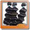 Бразильские человеческие волосы черноты двигателя Unprocessed