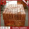 Millberry chatarra de cobre 99,99%