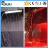 Im Freien beweglicher LED Wand-Wasserfall des Garten-Dekoration-Wasser-Vorhang-