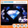 Flexibler kreativer rautenförmiger LED-Bildschirm