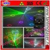 Освещение лазера Двигать-Головки одушевленност DMX миниое