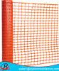Rete attenta/barriera di sicurezza di plastica arancione/rete d'avvertimento arancione