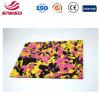 Folha macia de EVA camuflar da qualidade colorida e boa