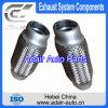 Conduttura flessibile dell'acciaio inossidabile del silenziatore automatico dello scarico