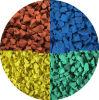 De hete Kleurrijke Grondstof EPDM van de Verkoop voor de Oppervlakte van de Speelplaats - r-I-301
