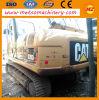 Excavatrice hydraulique utilisée de chenille de chat (320d) pour la construction