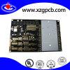 tarjeta de circuitos del PWB 4layers con el Silkscreen blanco de la área extensa