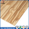 Radiata / Knotty Pine Veneered U Type Grooved / Slotted Contraplacado comercial