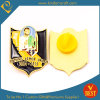 El más nuevo Pin Badge de Gold para Christian Church Religion