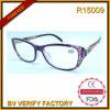 R15009 vendem por atacado vidros de leitura das mulheres da forma da alta qualidade