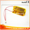38.5-43.5ohms 12V 3.5W 15.875*177.8mm Electric Flexible Polyimide Heater