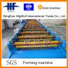 工場が付いている機械を形作る840の金属の屋根のパネル