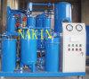 Machine de nettoyage de Re-Raffinage d'huile lubrifiante de la CE et épurateur de pétrole utilisés par certificat de turbine