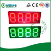 赤いカラーLEDガス代のデジタル印(GAS8ZG8888TB)