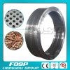 L'anello dell'acciaio inossidabile del laminatoio della pallina dell'alimentazione muore/i dadi parte di recambio della parte di recambio per il laminatoio della pallina