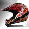 Motocross (AH005)のための高品質ABS Helmet