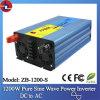 1200W 12V gelijkstroom To110/220V AC Pure Sine Wave Power Inverter