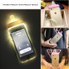 2015 новое Design Feeding Bottle TPU Case с Lighting для iPhone 5/5s