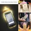 2015 neues Design Feeding Bottle TPU Fall mit Lighting für iPhone 5/5s