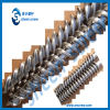 PE PP PS PVC 원뿔 쌍둥이 나사 배럴 또는 압출기 쌍둥이 나사 및 배럴 (XR-SJZ35/76-92/188)