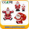 Azionamento dell'istantaneo del USB del PVC del USB il Babbo Natale del regalo di natale per la promozione (PER ESEMPIO 015)