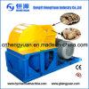 Maquinaria de trituración de residuos agrícolas