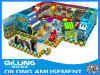 Hot Sale Car Design Kids Indoor Playground (QL-150427E)